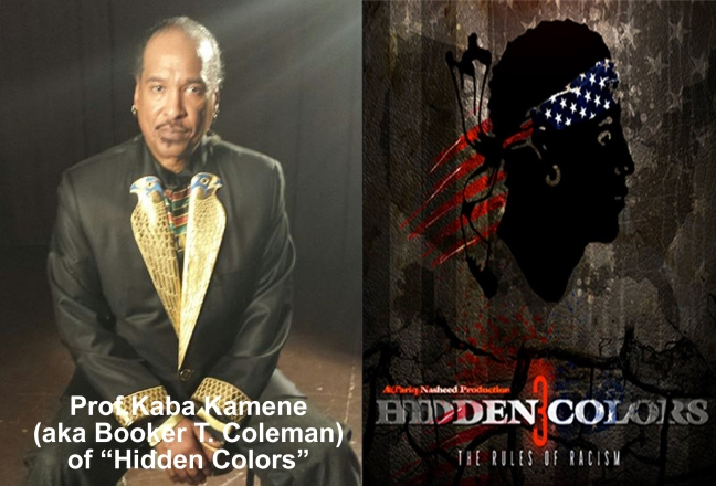 Kaba Kamene - Hidden Colors 3